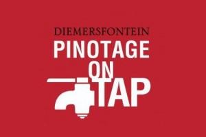 Diemersfontein's Pinotage on Tap 2012