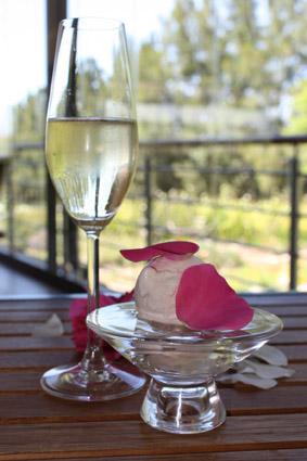 Clos Malverne Valentines ice cream