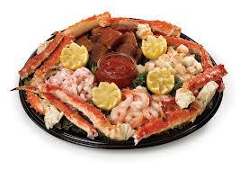 SASSI seafood platter