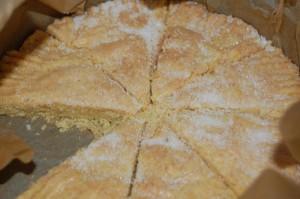 women's day Shortbread recipe