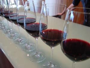 wine tasters at cape quarter
