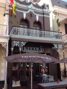 Keenwa restaurant specials