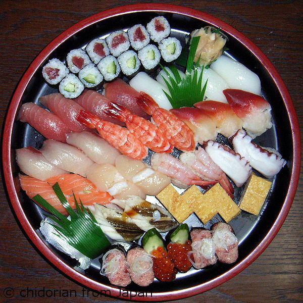 birthday freebie sushi