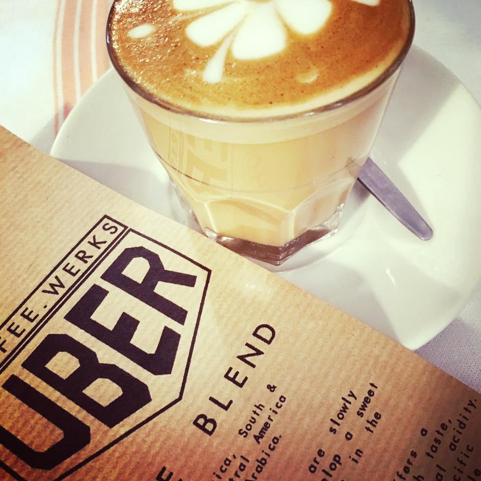 uber coffeee