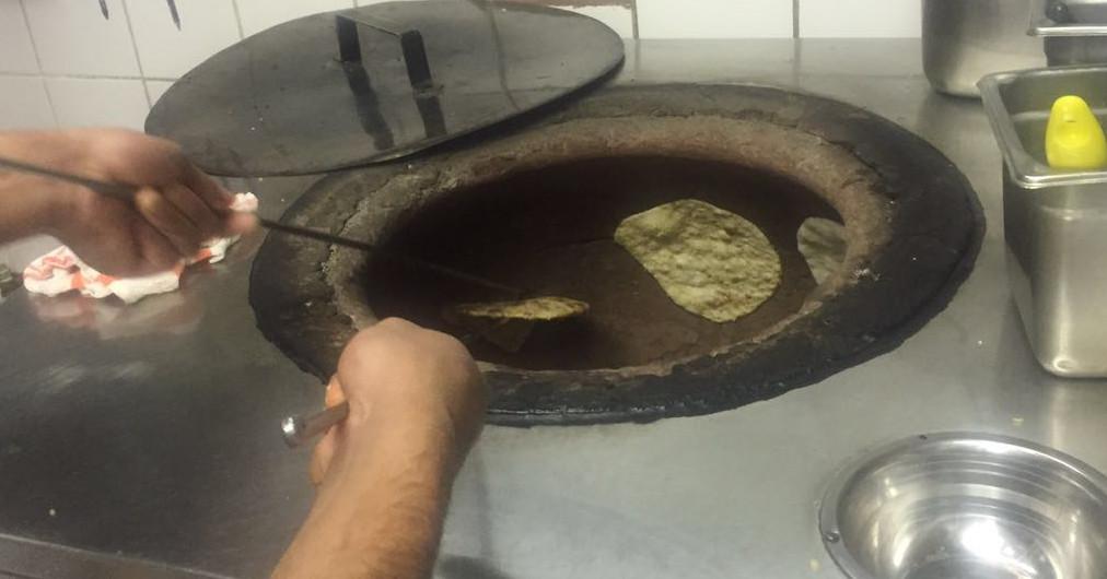 The Raj Constantia Tandoor Oven