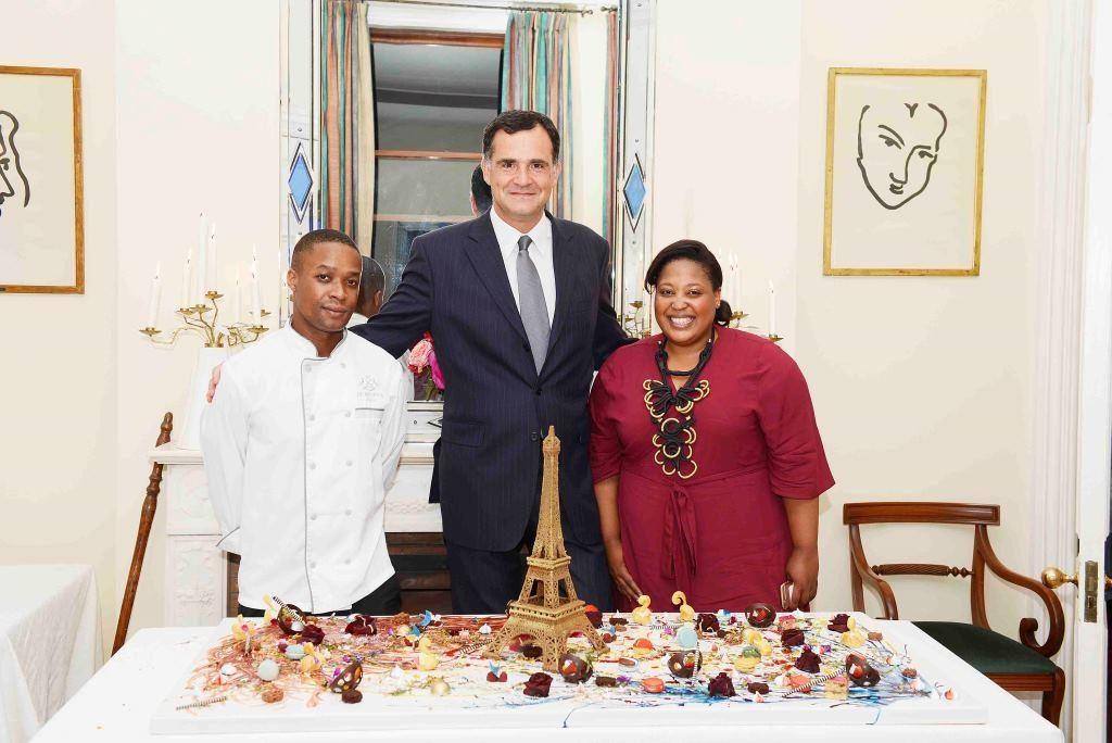 2017 Good France – Goût de France dinner hosted by the French Embassy
